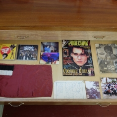Apartment 11, drawer 1996