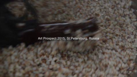 Porridge from a Kalashnikov, 2015, video HD, 02.37min