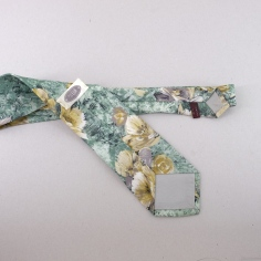 Apartment 11, tie, 1992, loan from Simon V. P
